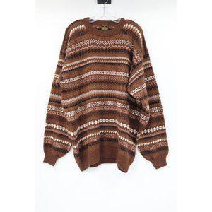 alpaca quitex men XL genuine alpaca wool sweater